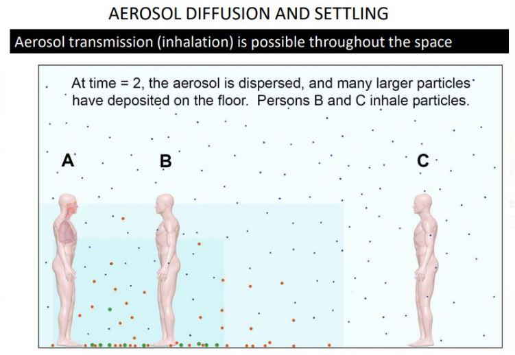 Airborne Dispersal